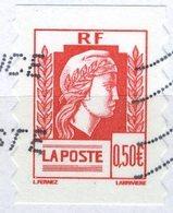 FRANCE 2004 / YT AA 43  MARIANNE D'ALGER   OBL. - France