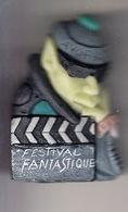 Cinémas_FESTIVAL FANTASTIQUE_AVORIAZ_3D Résine _Signé CD FRANCE_ - Cinéma