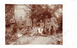 Postkarte 1915 Feldpoststempel Soldaten Deutsche Militärische Bayern Bavière WW1 Première Guerre Mondiale - WW1 (I Guerra Mundial)