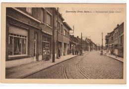 Hoevenen (Prov.Antw.) - Molenstraat (naar Oost) - Stabroek