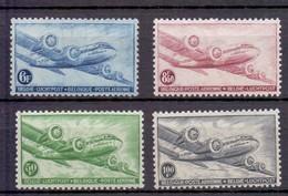 PA 8/11 DC4  POSTFRIS**  1946 - Airmail