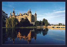 1 AK Germany / Mecklenburg-Vorpommern * Das Schloss In Der Landeshauptstadt Schwerin * - Schwerin
