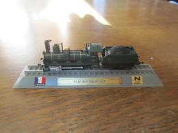 CG96 Train, PLM Bourbonnais, Echelle N, 1-160 - Locomotives