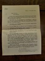 Jubelfeest   50st . Verjaring Van Kloosterprofessie   Helmet 1939 - Autres