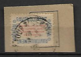 FRANCE   -   Timbre De Service   -   1946 .  Y&T N° 15A Oblitéré  St-Loup Sur Semouse - Oblitérés