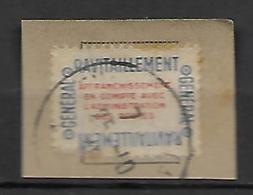 FRANCE   -   Timbre De Service   -   1946 .  Y&T N° 15A Oblitéré - Oblitérés