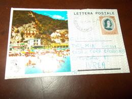 B699  Lettera Postale Sirolo Ancona - Italia