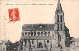 ¤¤   -  NESLES-la-VALLEE   -  Monument Historique Du XIIe Siècle  -  L'Eglise     -  ¤¤ - Nesles-la-Vallée