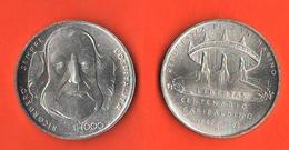 San Marino 1000 Lire Centenario Garibaldino 1882 - 1982 - Saint-Marin