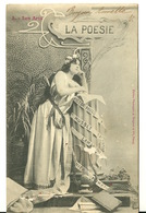 FANTAISIE A. BERGERET / LES ARTS - LA POESIE - Autres