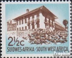 Namibia - Südwestafrika 341 Gestempelt 1965 Freimarken - Africa Del Sud-Ovest (1923-1990)