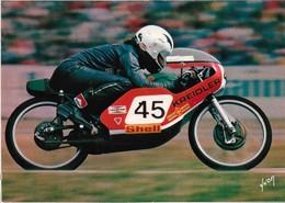 Moto Nieto Kreideler 50 Hockeneheim RFA (2 Scans) - Motos