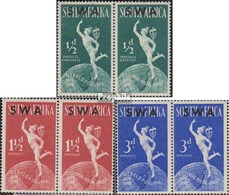 Namibie - Sud-ouest De L'afrique 260-265 Horizontale Couples (complète.Edition.) Neuf Avec Gomme Originale 1949 Upu Upu - South West Africa (1923-1990)