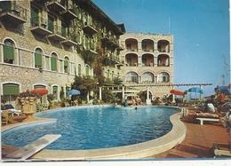 BRISTOL PARK HOTEL - TAORMINA - SICILY - LA PISCINE CHAFFEE . CARTE NON ECRITE - Italie