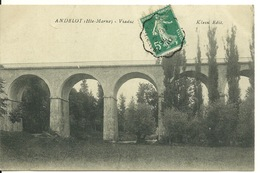 52 - ANDELOT / VIADUC - Andelot Blancheville
