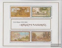 Südafrika Blocco 4 (completa Edizione) Usato 1976 Erich Mayer - South Africa (1961-...)