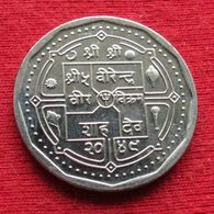 Nepal 50 Paisa 1992    UNCºº - Népal