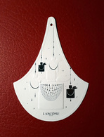 Lancôme : Carte Parfumée : La Vie Est Belle, 12.5 X 9 Cm, Parfait état - Perfume Cards
