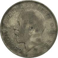Monnaie, Grande-Bretagne, George V, Shilling, 1922, B+, Argent, KM:816a - 1902-1971 : Monnaies Post-Victoriennes