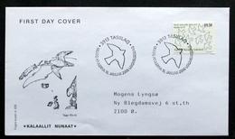 GREENLAND 2006  NORDEN 50th Anniversary   Minr.459  FDC   ( Lot Ks ) FOGHS CORVER - FDC