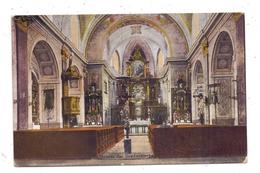 BÖHMEN & MÄHREN - GRULICH / KRALIKY, Inneres Der Gnadenkirche, - Boehmen Und Maehren