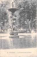 Afrique-Guinée-CONAKRY La Fontaine Près Du Warf ( Editions : Comptoir Parisien Conakry N°5) *PRIX FIXE - Guinée