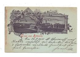 OBER-SCHLESIEN - BIELITZ-ALT BIELITZ / BIELSKO BIALA, Gruss Aus..., Mondschein-Karte, 1896 - Schlesien