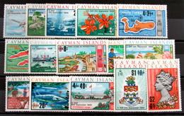 Islas Caimán 229/43 ** - Caimán (Islas)