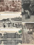 LOT DE 1200 CARTES DE FRANCE  200 GF  1000 PF.  BON LOT A VOIR - Cartes Postales