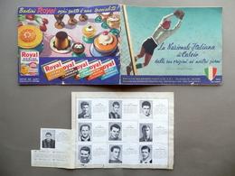 Album Calciatori La Nazionale Italiana Di Calcio Piletti 1952 Completo Sport - Altri