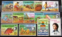 Islas Caimán 333/46 ** - Caimán (Islas)
