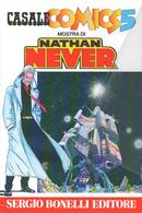 NN Nathan Never Casale Comics Fumetti Bonelli Stripovi Monferrato - Fumetti