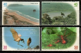 Costa Rica 1995 / UPAEP Environment Protection  MNH Protección Medio Ambiente Umweltschutz / Cu9900  29 - Protección Del Medio Ambiente Y Del Clima