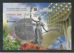 ESPAÑA 2018 - Exfilna 2018 - Sevilla ** - 1931-Heute: 2. Rep. - ... Juan Carlos I