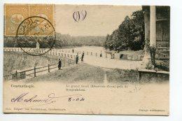 TURQUIE CONSTANTINOPLE  Le Grand Beud Réservoir D'eau Pres Boujoukdere  1904 Timbrée - No 1311 Edit Max Fruchtr D25-2018 - Turkey
