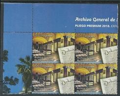 ESPAÑA 2018 - Exfilna 2018 - Sevilla - Archivo General De Indias ** - 1931-Heute: 2. Rep. - ... Juan Carlos I