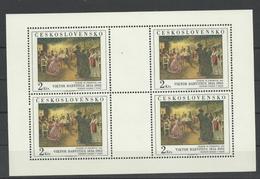 Tschechoslowakei 2790 ** Im KB - Czechoslovakia