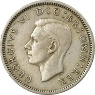 Monnaie, Grande-Bretagne, George VI, 6 Pence, 1949, TTB, Copper-nickel, KM:875 - 1902-1971 : Monnaies Post-Victoriennes