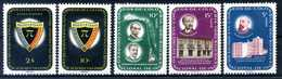 1962 COLOMBIA SET MNH ** - Colombia