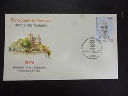 FDC MONACO 2016 - FDC