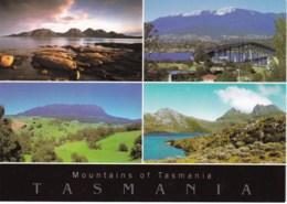 Mountains Of Tasmania - Unused - Wilderness