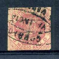 1865-70 VENEZUELA N.16 USATO - Venezuela