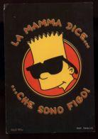 B7637 I SIMPSON - COMICS FUMETTI - BART SIMPSON - LA MAMMA DICE CHE SONO FIGO - Fumetti