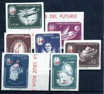 1964 PARAGUAY SET MNH ** - Paraguay