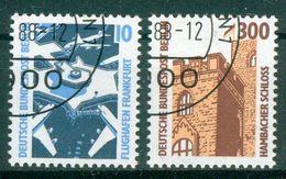 Berlin 1988 / MiNr.   798 – 799 A    O / Used  (f1646) - Oblitérés