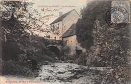 Couches Les Mines (71) - Les Bas Melaux 1906 - Autres Communes