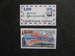 Groenland: TB Paire N° 250 Et N° 251. Neuve XX. GM. - Groenland