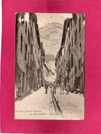 05 Hautes Alpes, Briançon, Grande Rue, 1924, (animée, (Chautard) - Briancon