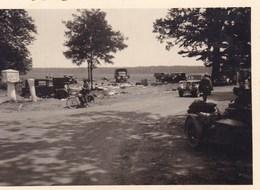 PHOTO ORIGINALE 39 / 45 WW2 WEHRMACHT FRANCE GIEN - War, Military
