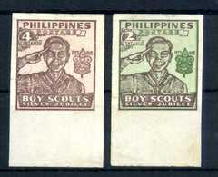 1949 FILIPPINE SET USATO - Filippine